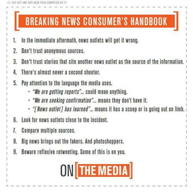 """Keep Calm And Don't Speculate: How To Be Helpful On Social Media Today"" http://t.co/es8yFnGjZR #sydneysiege http://t.co/KQMPW1JerY"