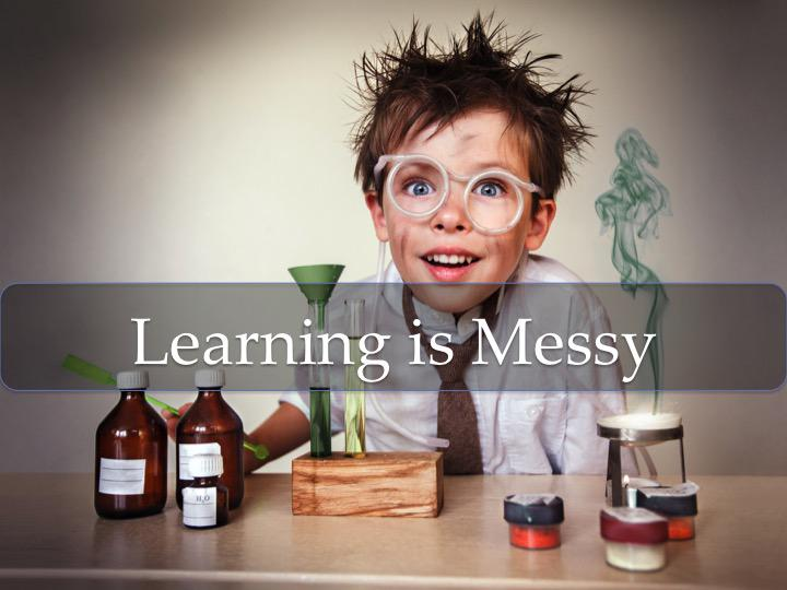 @PrincipalTMoore Yes! Roll up your sleeves.... Learning is messy. #txeduchat http://t.co/qg72VsoZbU