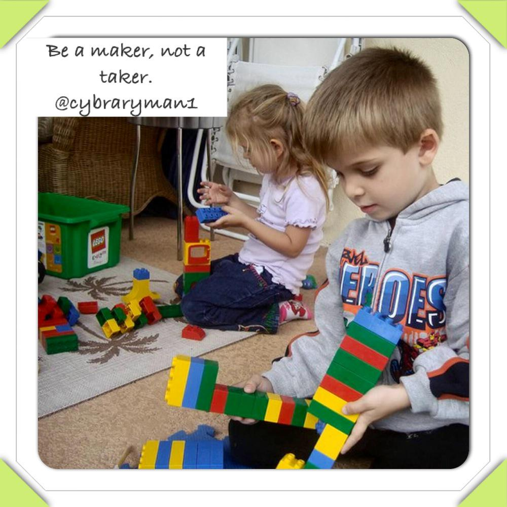 My #MakerEd - Makerspaces page: http://t.co/bxr0P4As8W #txeduchat http://t.co/Kq2HtJxwur