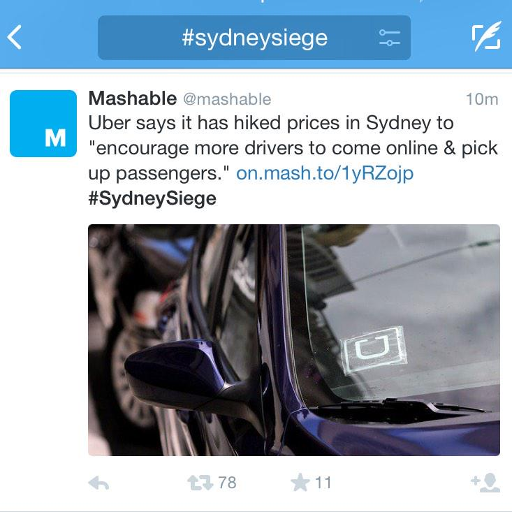 How not to advertise: hijack an important event's hashtag, @mashable #despicable http://t.co/zLTTDTyV2k