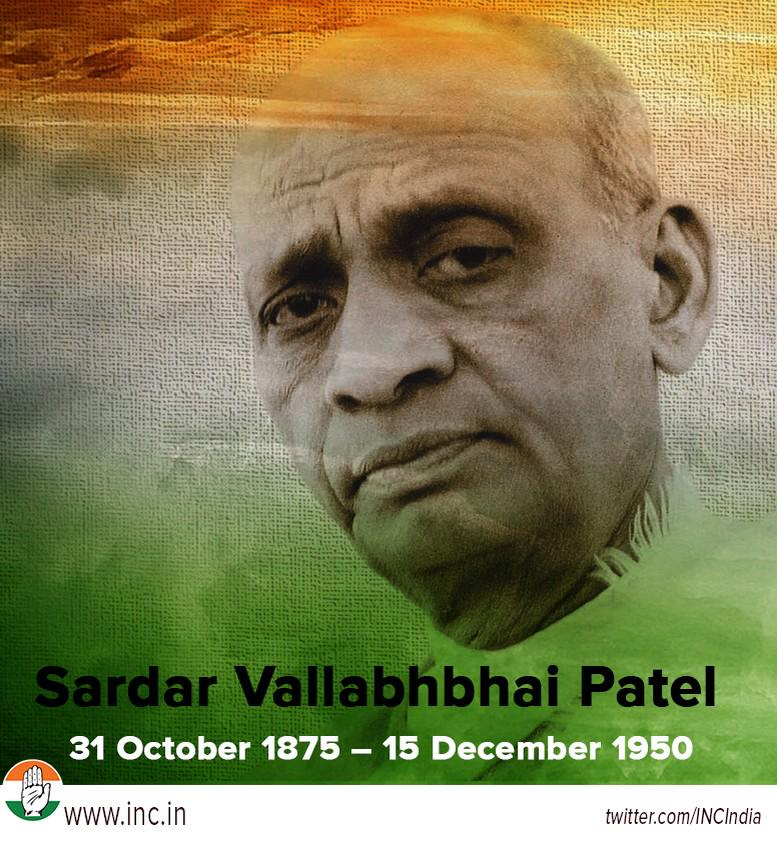 Essay on sardar patel the iron man of india