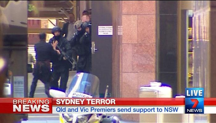 A hostage crisis is unfolding in Sydney, with a possible Islamist militant connection