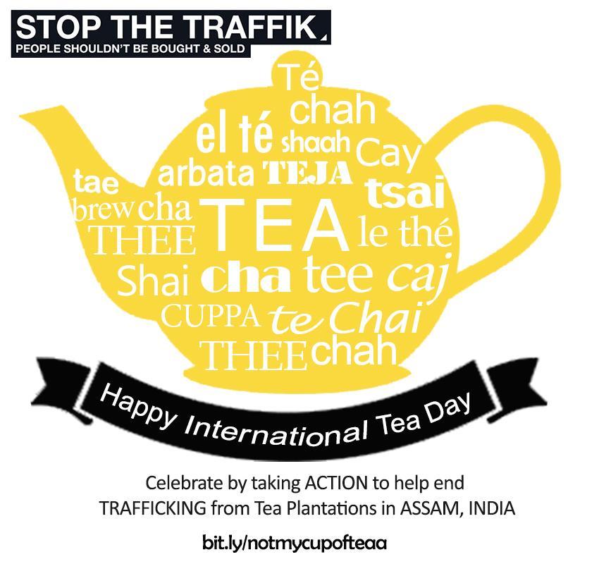 Image result for international tea day