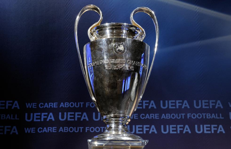 Thumbnail for Sorteo de La Champions League