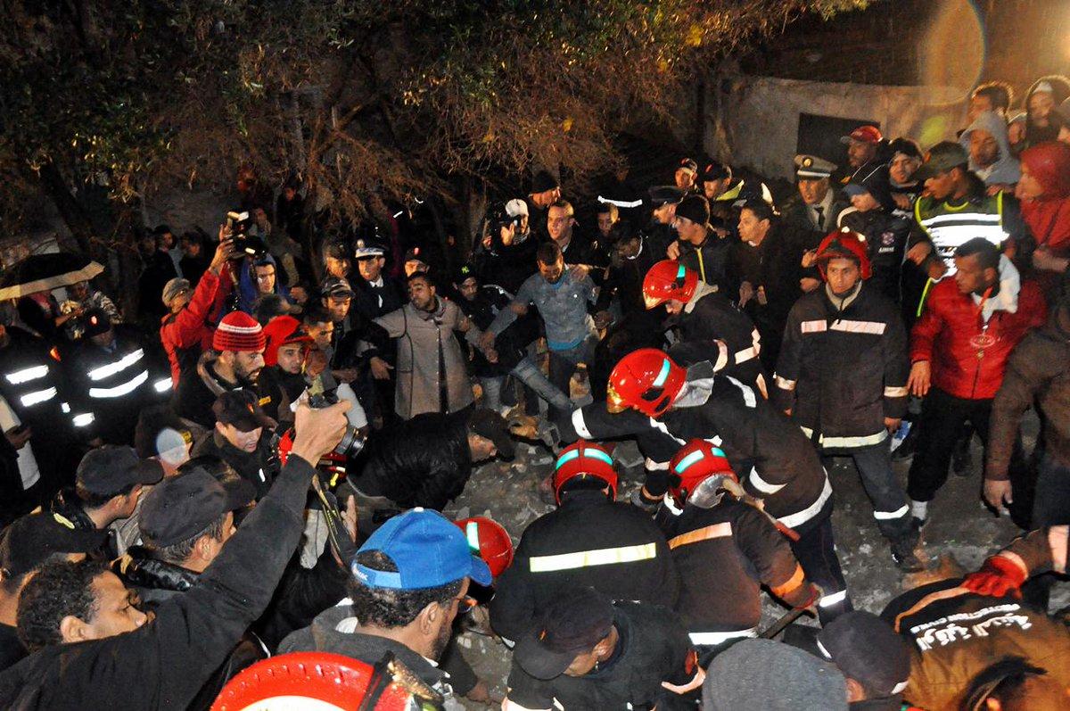 #Casablanca et #Safi Quatre morts dans l'effondrement de maisons menaçant ruine dû aux pluies http://t.co/cPnpjsFoHH http://t.co/vqrA1tYsym