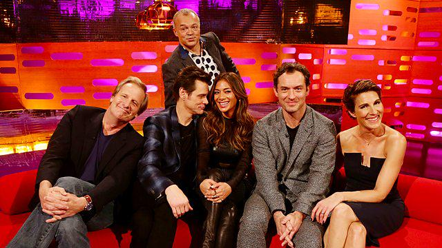 If you missed it, here's another fab episode of The Graham Norton Show feat. @NicoleScherzy! http://t.co/Bf1rYILxKb