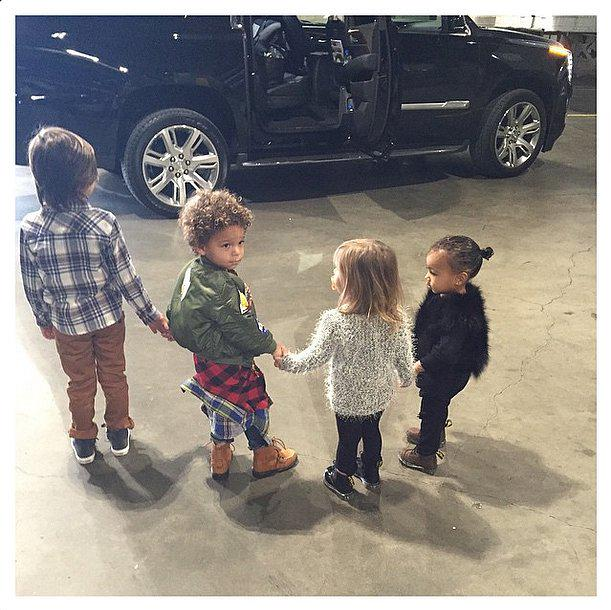 It's official: @KimKardashian has raised the most stylish 1-year-old in the world: http://t.co/lj91SJAeoY http://t.co/7pFvgyvIjs