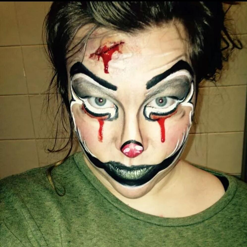 sfx makeup christmas mediamakeup elf cool specialeffectsmakeuppictwittercommzsjvulql1 - Christmas Elf Makeup