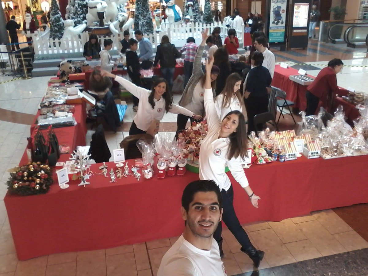 Thanks everyone for supporting our #Christmas #bakesale 1 more year!! #cyprus #youth #volunteer #redcross @RCRCYouth http://t.co/g9XKbOIjVv