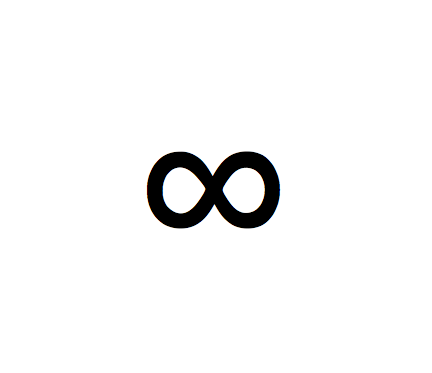 Emoji On Twitter The Infinity Emoji Where Is It Copy And