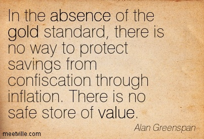 Former Fed Chairman Alan Greenspan's comments on #gold http://t.co/sD0tYmmsvo