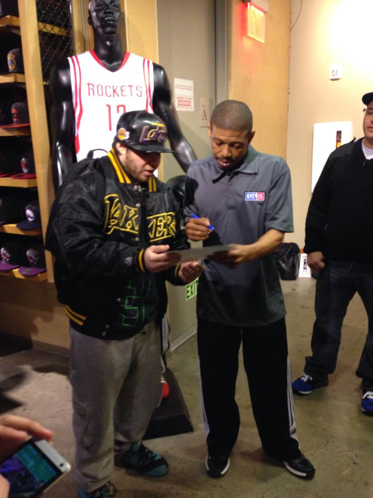2018 nba all star on twitter nba legend muggsy bogues stopped by 857 am 15 dec 2014 m4hsunfo