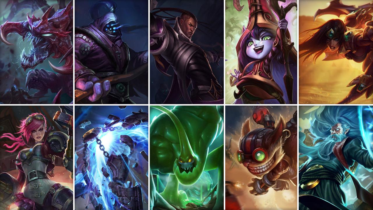 League of Legends on Twitter: