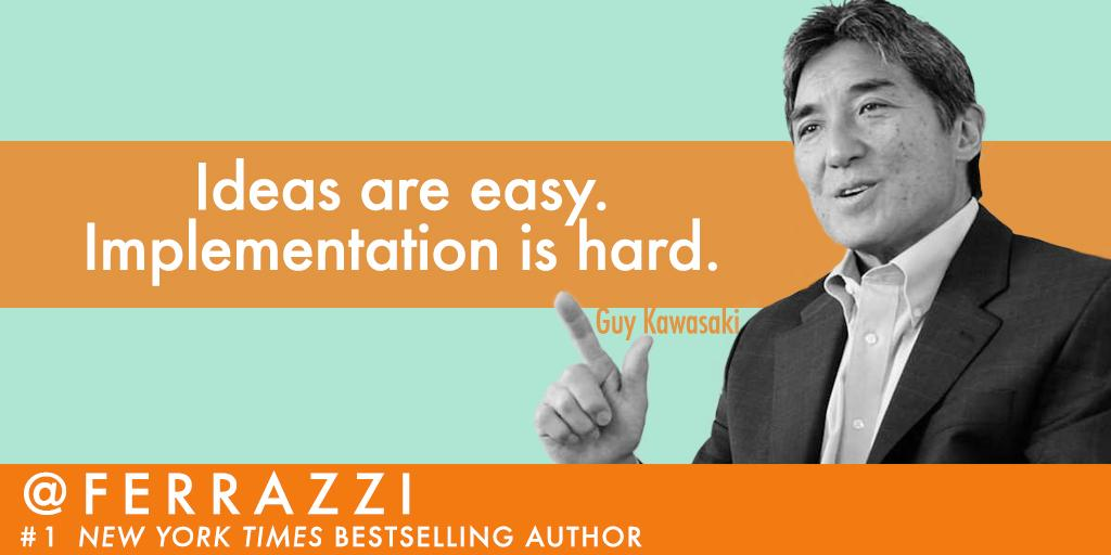 Listen to @GuyKawasaki! #quote #hardwork #inspirationalquotes http://t.co/bnTZ0yX53V
