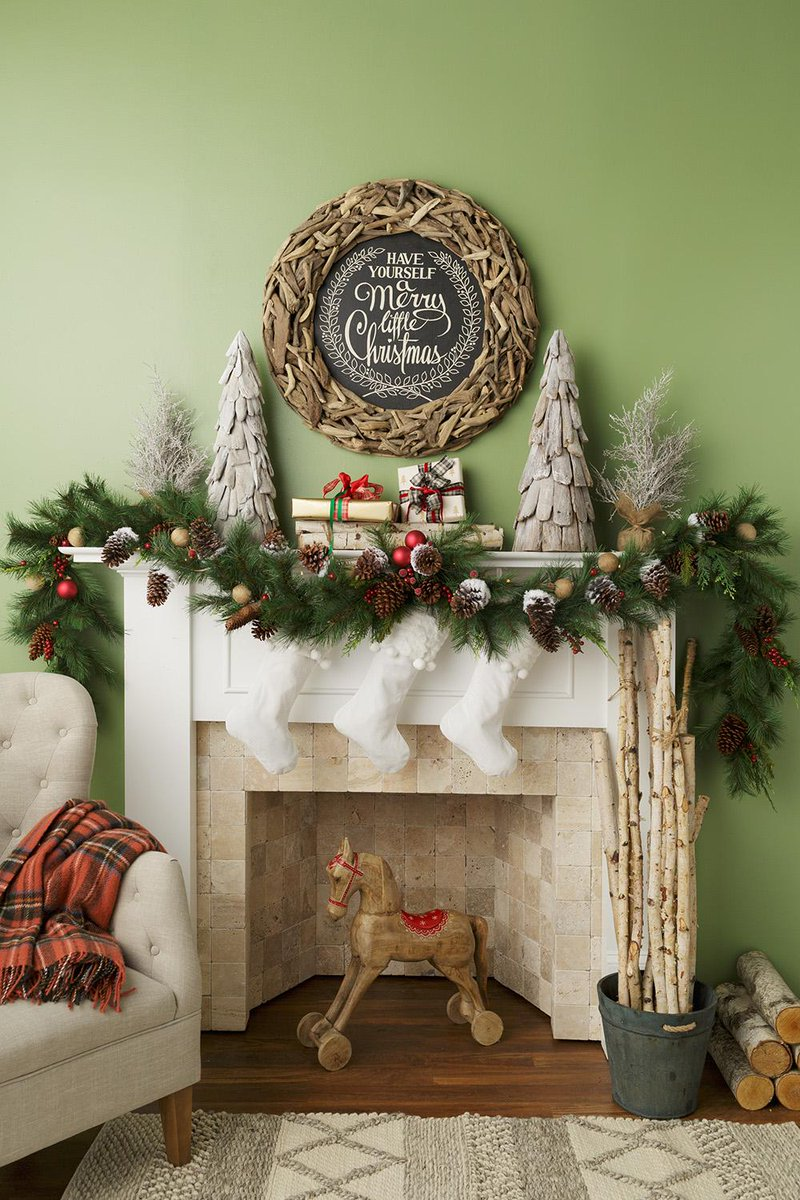 Homegoods On Twitter The Stockings Were Hung By The