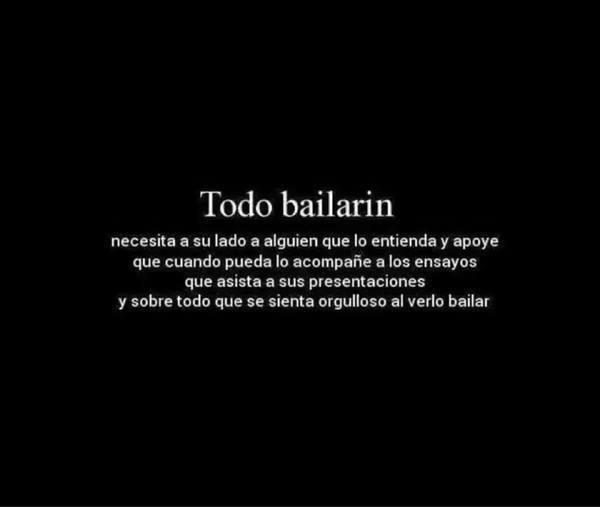 Amado Frases de danza (@BaileFrases) | Twitter PK11