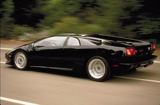 Live Lux On Twitter Old School Lamborghini Diablo Looking Classy