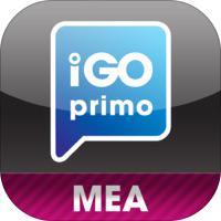 Igo Primo middle east