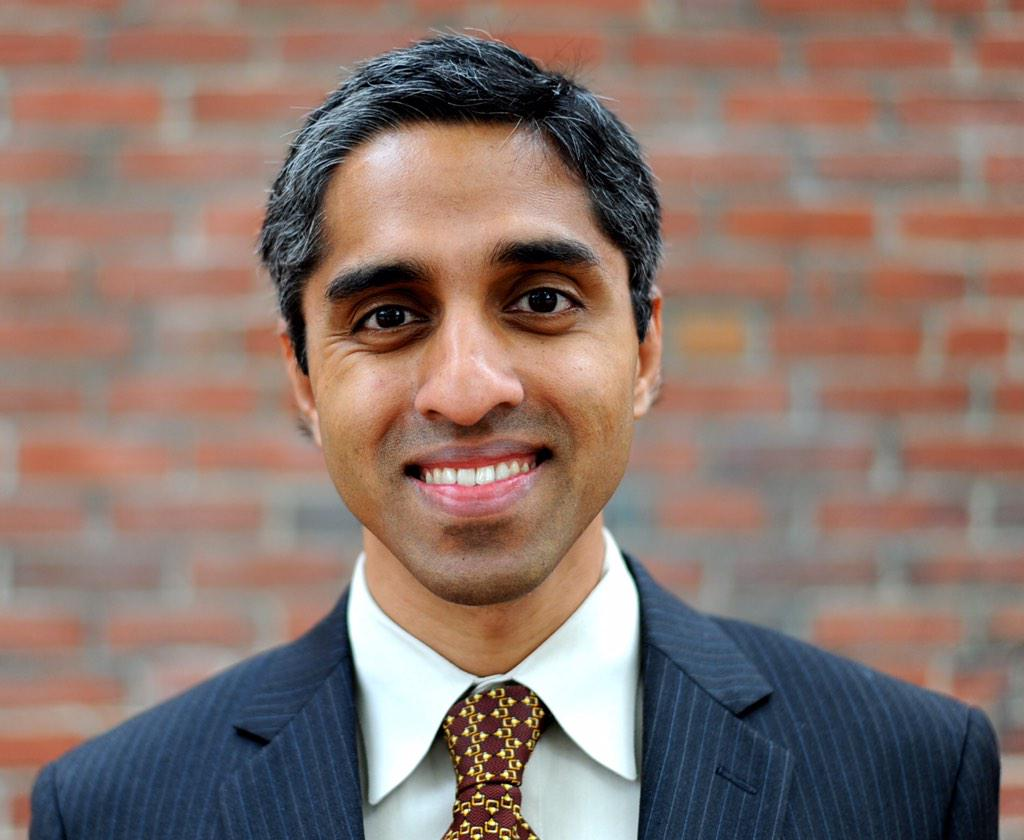 Congrats to our own Vivek Murthy, MD, MBA, who has just been confirmed as the nation's 19th surgeon general. http://t.co/STmeKC7Bjf