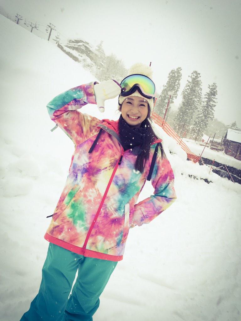 powder snow♡ http://t.co/AC2nNyRGlu