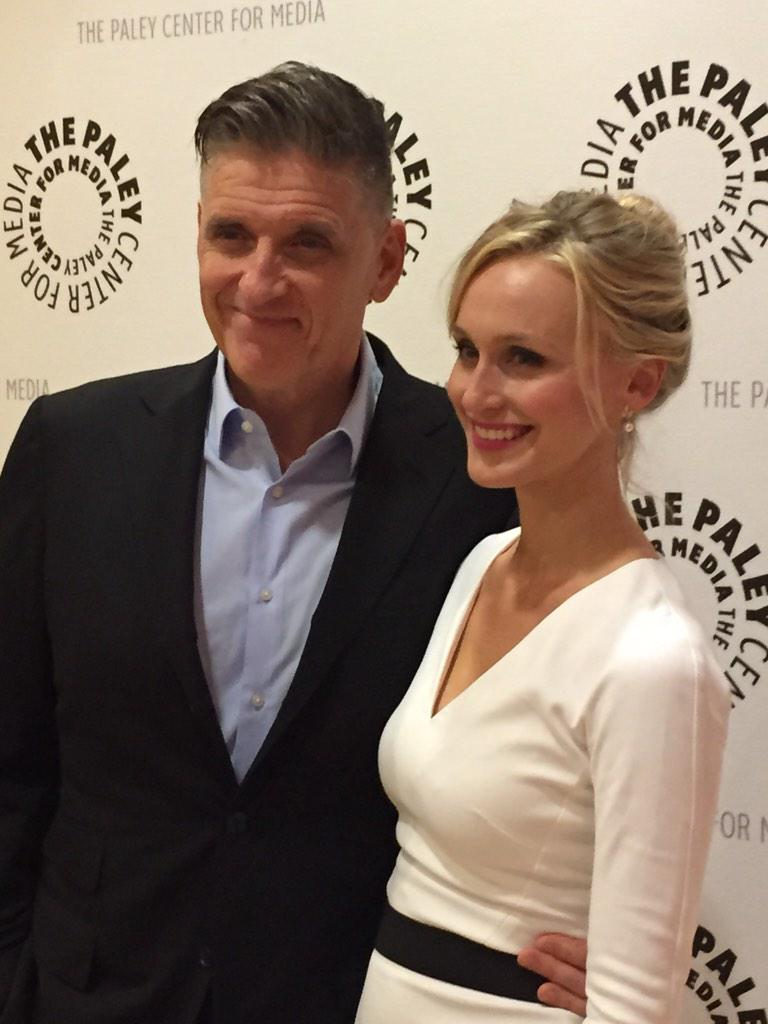 "Paley Center on Twitter: ""Craig Ferguson and wife Megan ..."