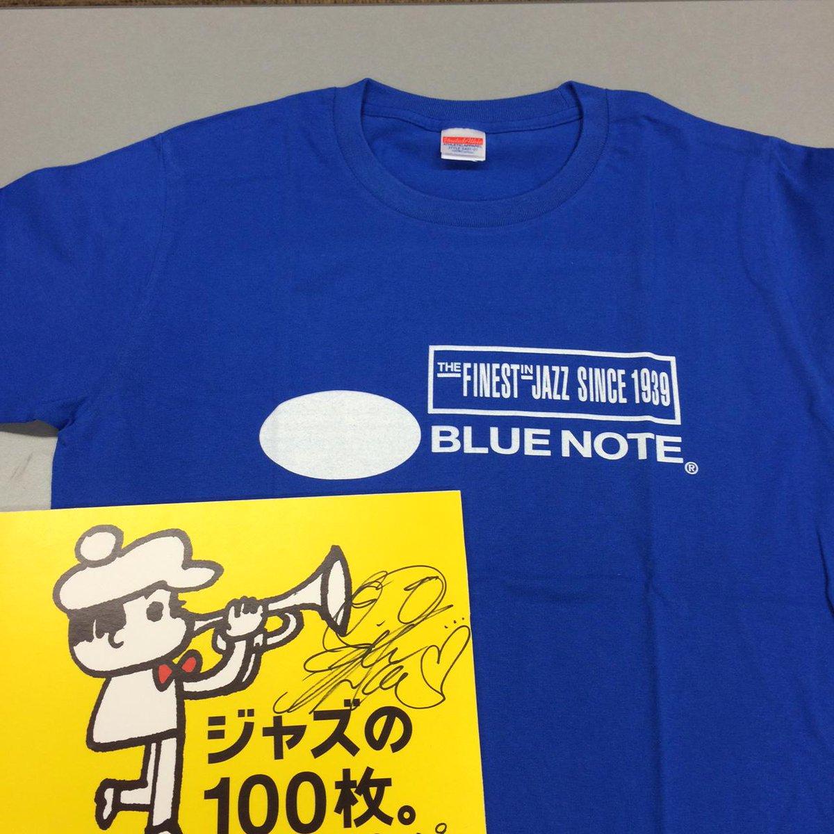 『#ジャズの100枚。』大ヒット御礼! #田中理恵 サイン入りボードと田中さんビデオ出演「クール・ストラッティン」を生んだ「ブルーノート」Tシャツセット1名様に。フォロー&RTで当たります http://t.co/OaAF8WoDEJ http://t.co/7aRQfr77bP