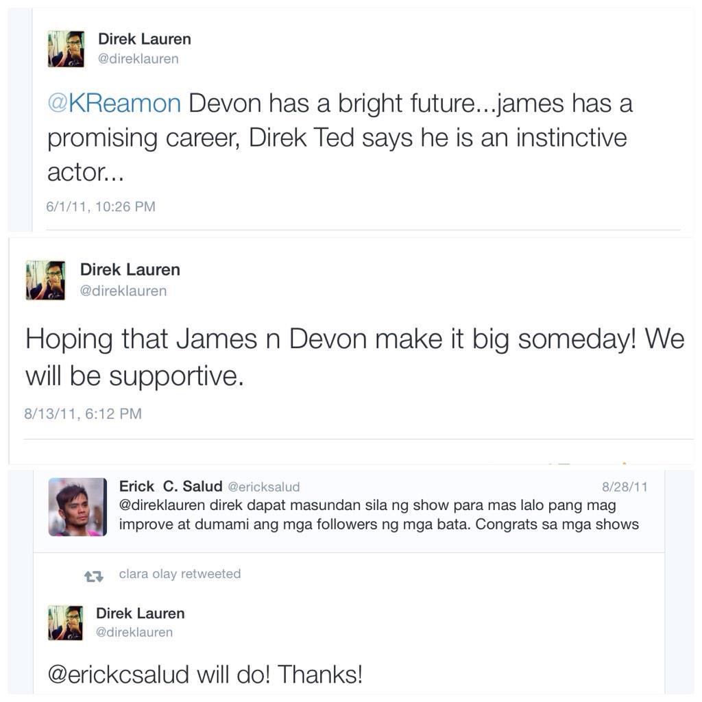 JAEVON's LT has its bright future in the queue.We're very thrilled waiting   JaeVon to happen @direklauren @ABSCBN http://t.co/7jxa9MR9BK