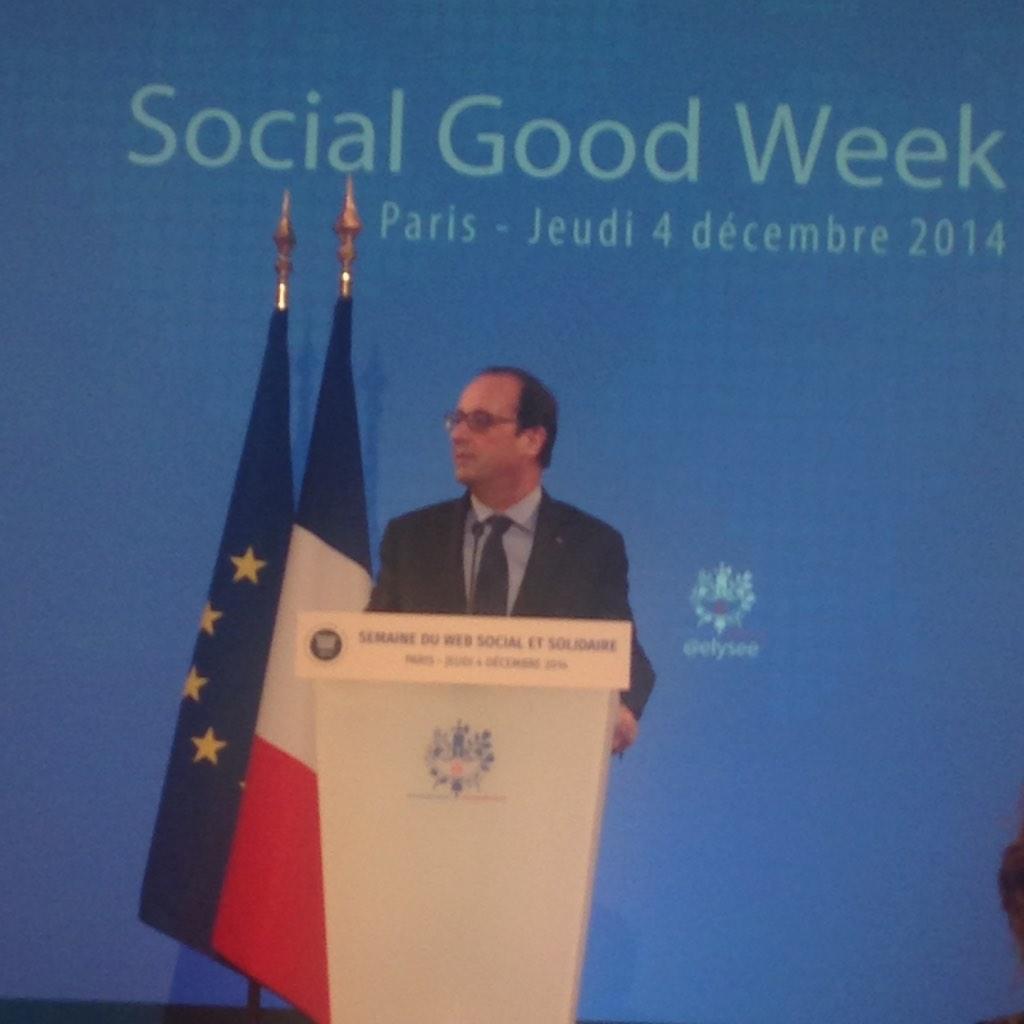 """Thumbnail for Hollande: """"Nous voulons un partenariat pour un gouvernement ouvert aux citoyens"""""""