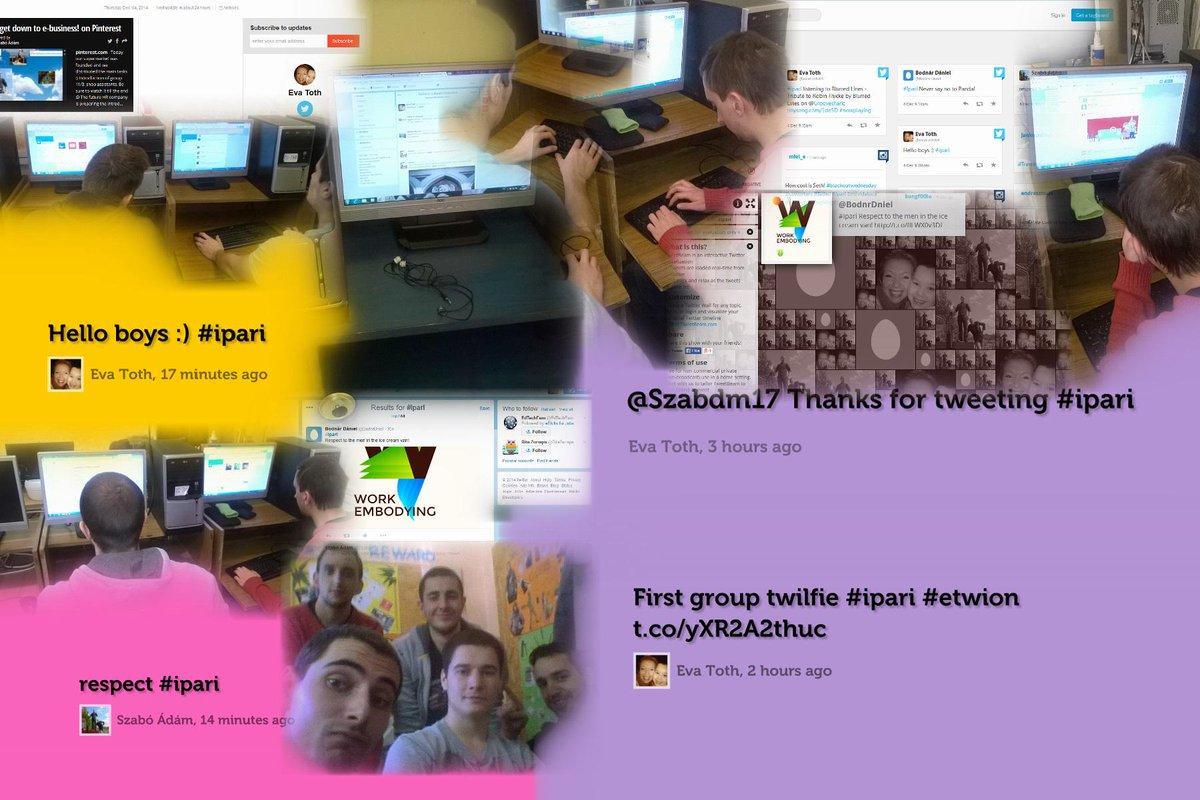 Twitter in the classroom #etwion #etconf14 @BartVerswijvel @abfromz http://t.co/qeWgteCzkN
