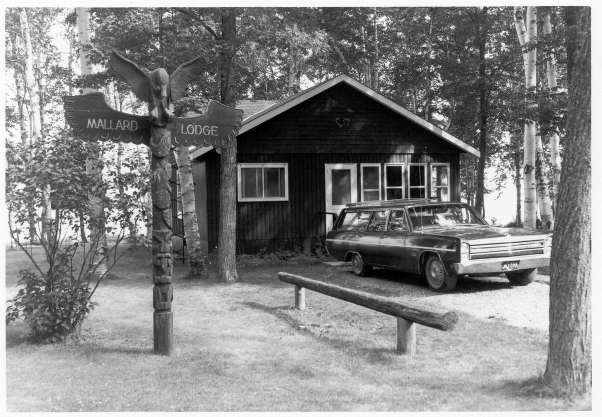 Pictured Rocks Nl On Twitter Tbt 1967 Photo Cabin At The