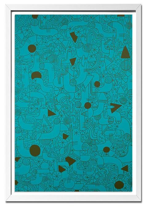 """Retweet to win this great Mike Perry print!""""Giving art this Xmas with 10% discount #KuvvaSale http://t.co/dxwLUnRU9Y"""" http://t.co/NMO19bukvj"""