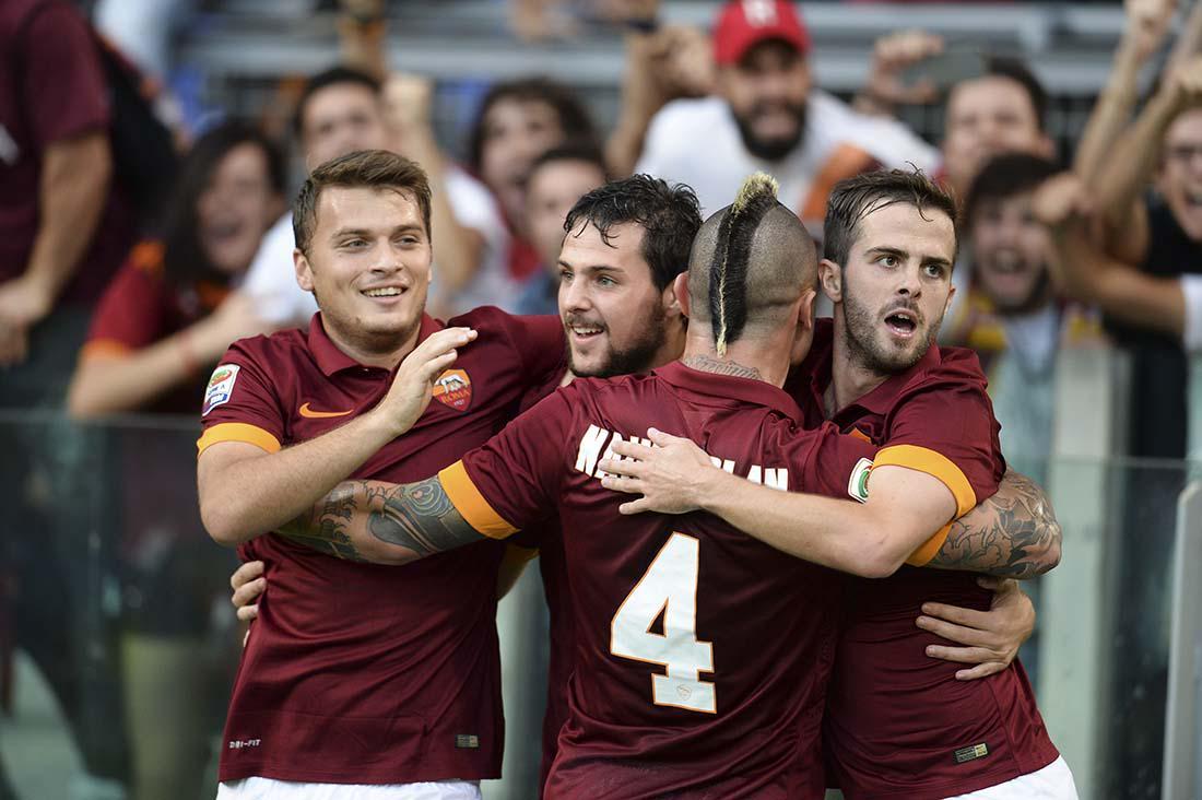 Diretta Roma Sassuolo streaming.