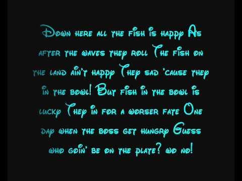 little mermaid lyrics - 480×360