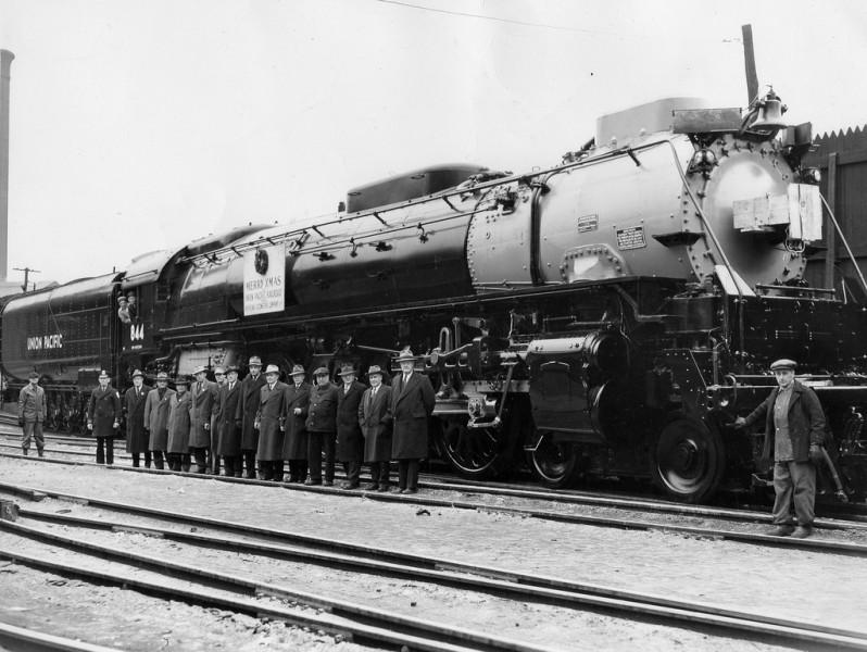 Union Pacific On Twitter Quot December 1944 Union Pacific