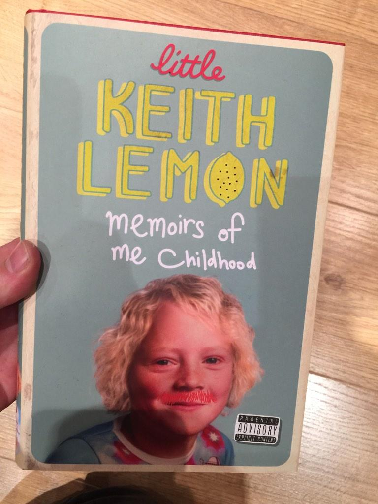 "RT @Daddyleeroyedge: ""@lemontwittor: @irishwoman82 cheers the prequel 'Little Keith Lemon' is out now! http://t.co/ioU1N7em4J"" @NathanEdge9…"