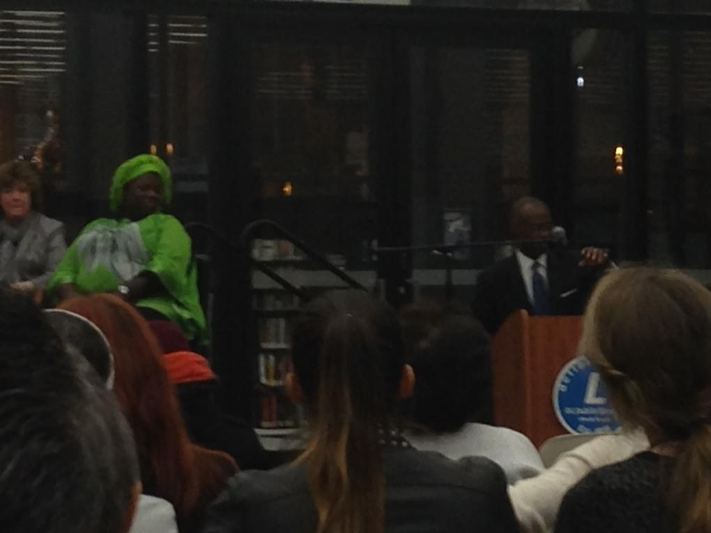 President of the @DCSBOE Mark Jones at MLK Library to talk language immersion. @DCImmersion @Ward2EdNetwork http://t.co/jIO0Cu3ZXQ