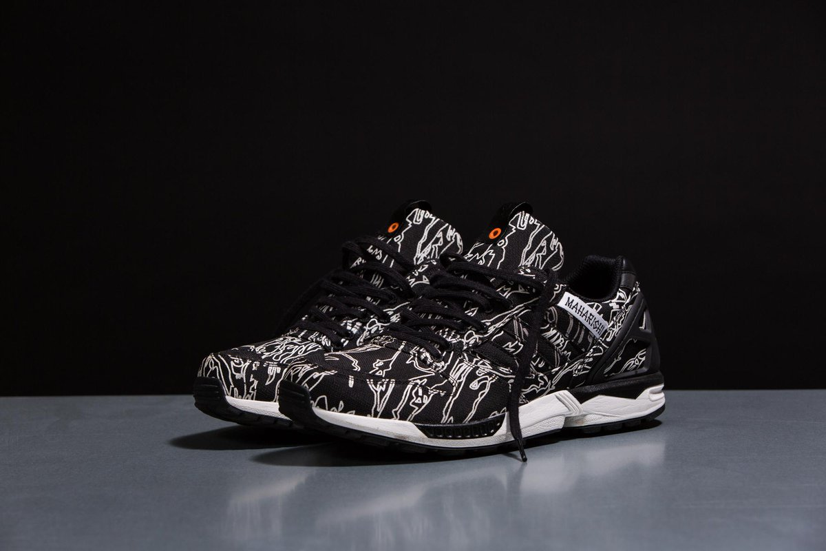 ba3ad6d1d UNDFTD x Maharishi x adidas Originals Consortium ZX5000    Out 12 5 at All  Chapter Stores   http   Undefeated.com pic.twitter.com AtOBzxjvID