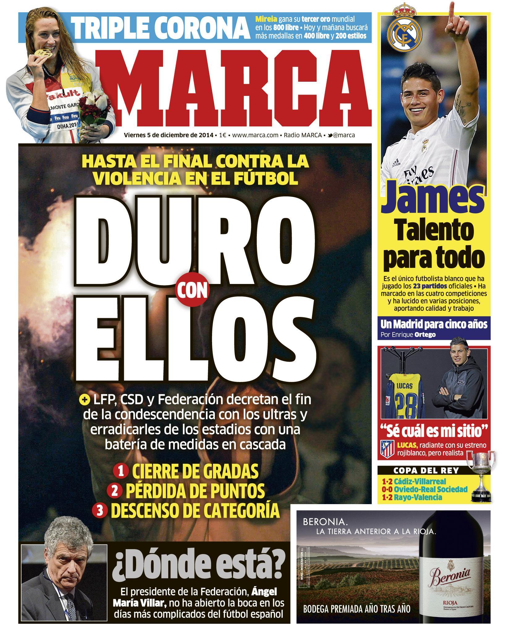 Matrimonio - Magazine cover