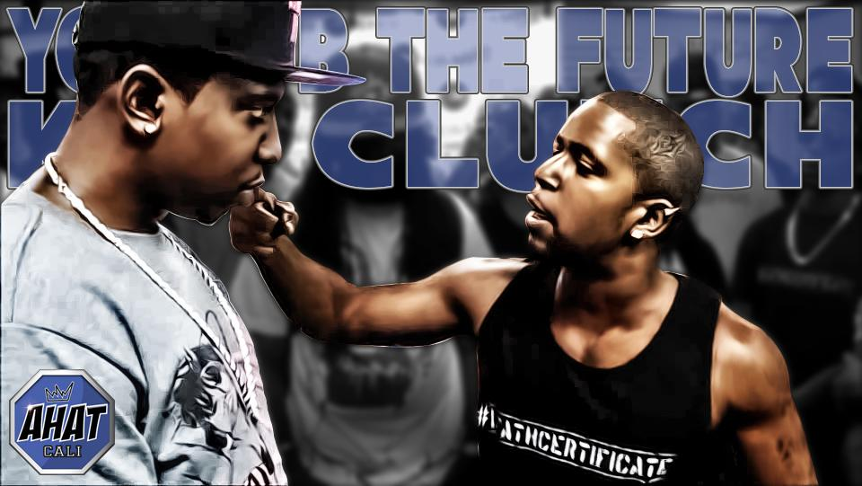 AHAT presents @YoungBTheFuture vs @DaKidCLUTCH13 http://t.co/7G7veBIgzZ http://t.co/kFgNDH1iSX