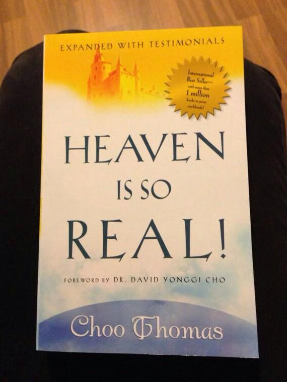 Heaven Is So Real Book