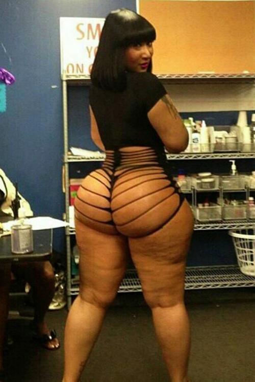 large black booty