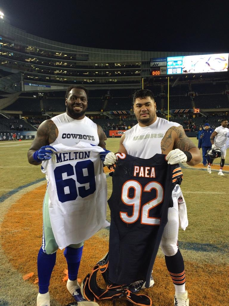 Jerseys NFL Outlet - Twitter: - Cowboys-Bears Postgame Quotables - 12/5/14 | Dallas ...