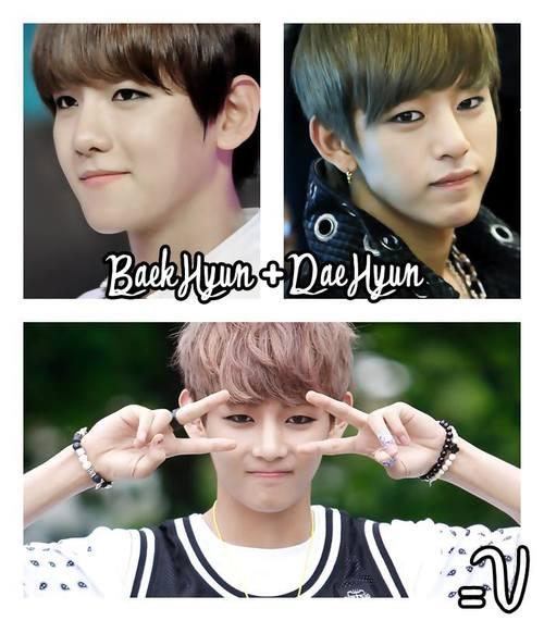 Baekhyun And Daehyun