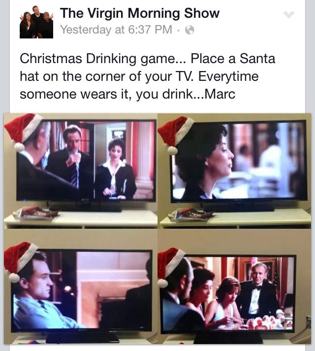 This drinking game is brilliant... http://t.co/os3HSBoBBx