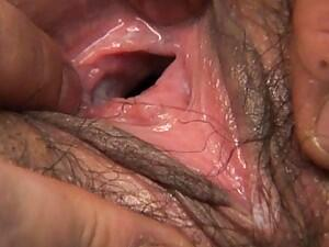 10inch cocks deep in pussy