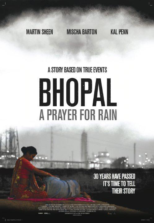 Bhopal: A Prayer For Rain (2014) Movie Poster No. 2