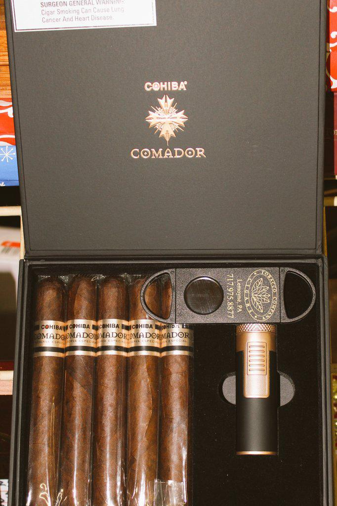 cohiba cigars on rt tobaccoco the cohiba comador