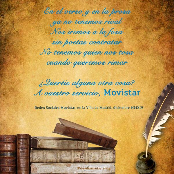 @elmundotoday [NdP] Desmentimos la contratación de ningún poeta. http://t.co/GtuSc2xLeT