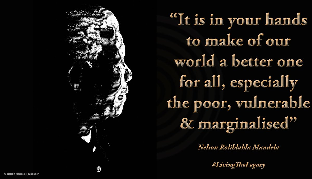 """""""It is in your hands to make of our world a better one for all, especially the poor, vulnerable & marginalised"""" http://t.co/9lqbf91Y8t"""