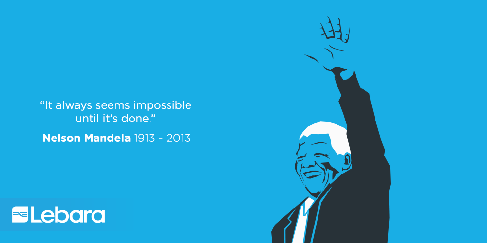 Today we're remembering this remarkable leader. Who most inspires you? #NelsonMandela http://t.co/UDJP5WsBFA
